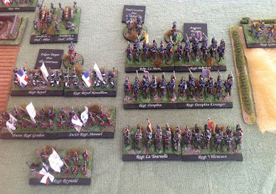 1st place: Servants of France, by Rupert of Hentzau - wins £40 Pendraken credit!