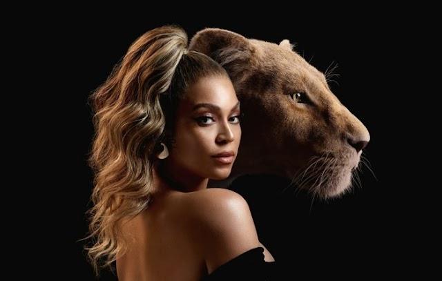 Download Video: Beyonce – Spirit (Lion King)