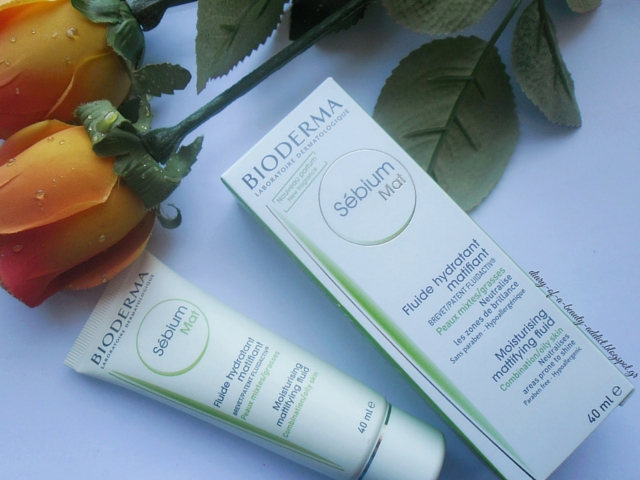 Bioderma Sebium Mat Cream Review