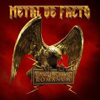"""Το βίντεο των Metal De Facto για το """"The Ascending Of Jupiter"""" από το album """"Imperium Romanum"""""""
