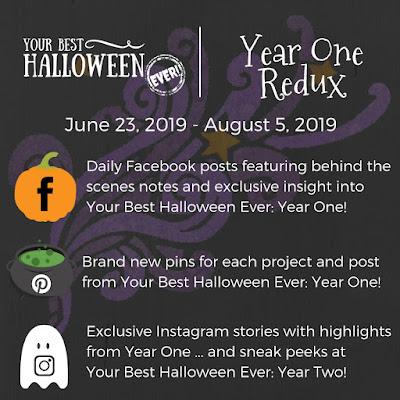 Your Best Halloween Ever, Halloween Blog, Year One Redux Details