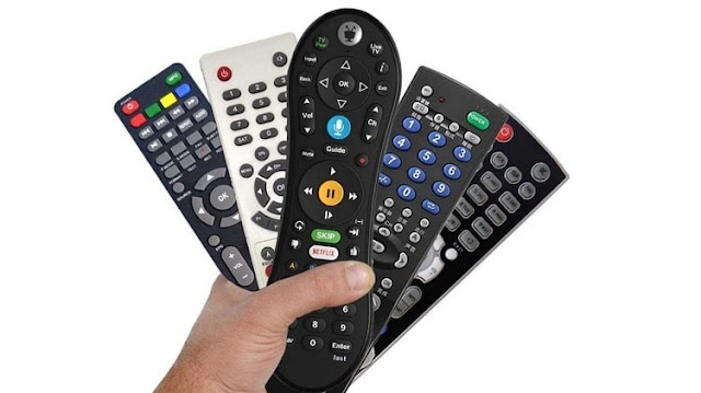 Cara Setting Remote TV