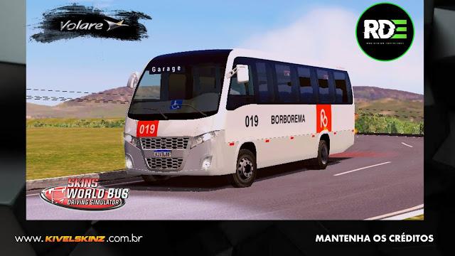 VOLARE W9 FLY - VIAÇÃO BORBOREMA IMPERIAL TRANSPORTES