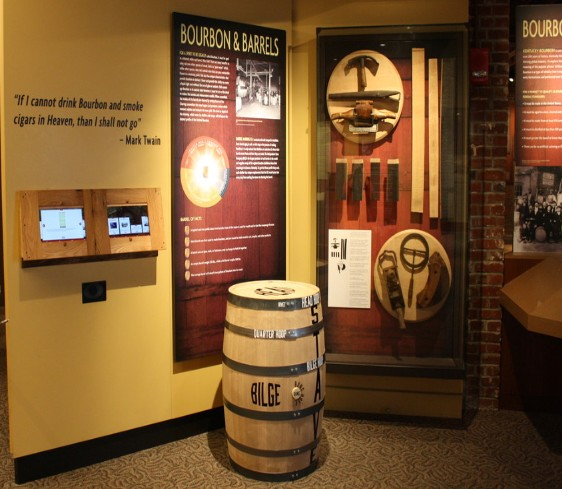 EXPLORE KENTUCKY'S BOURBON HISTORY AT THE FRAZIER HISTORY MUSEUM