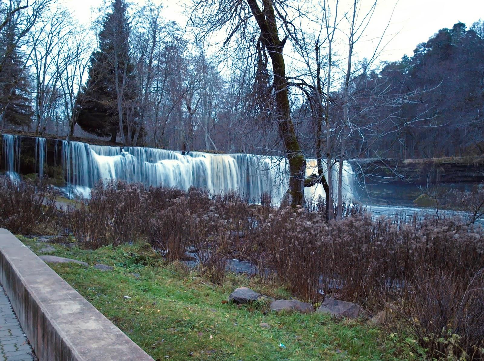 Экскурсия в поместье Бенкендорфа и на водопад Кейла-Йоа