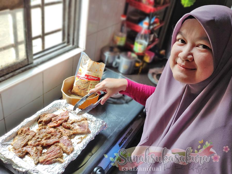 Grilled With Love Katanya, Sedap Sungguh Kambing Perap The Lamb Grillerz, Skudai, Johor