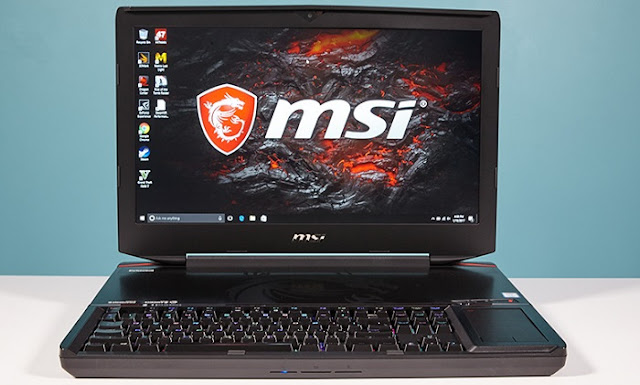 Laptop Gaming Terbaik - MSI GT75 Titan