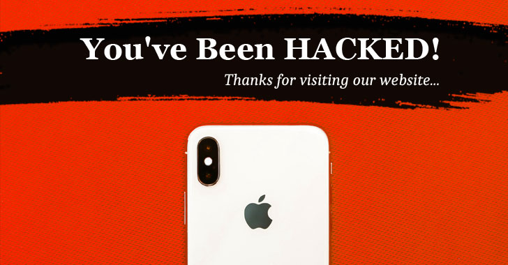 Google Uncovers How Just Visiting Some Sites Were Secretly Hacking iPhones For Years