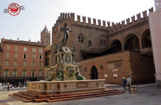 Bolonia, Plaza de Neptuno