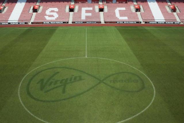 El Southampton ficha a Virgin Media como patrocinador principal