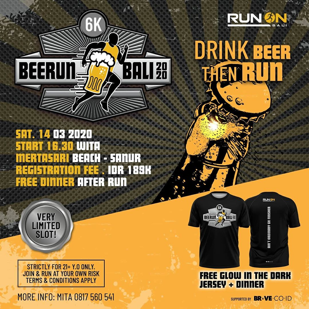 BeeRun Bali • 2020