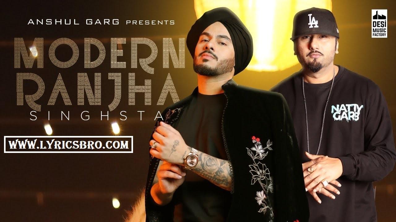 modern-ranjha-hindi-lyrics-singhsta