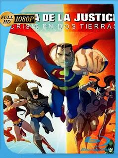 Liga De La Justicia: Crisis En Dos Tierras (2010)HD [1080p] Latino [GoogleDrive]