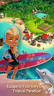 Farmville: Tropic Escape Apk Mod Unlimited Gems Free Download For Android
