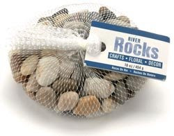Image: River Rocks Pebbles 16 Oz/Bag