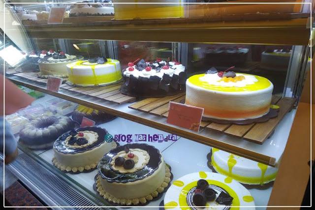 Daftar Kue Tart di Holland Bakery - Blog Mas Hendra