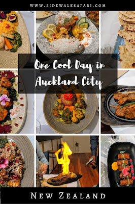 One Day in Auckland City New Zealand