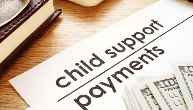 factors determining child support amounts