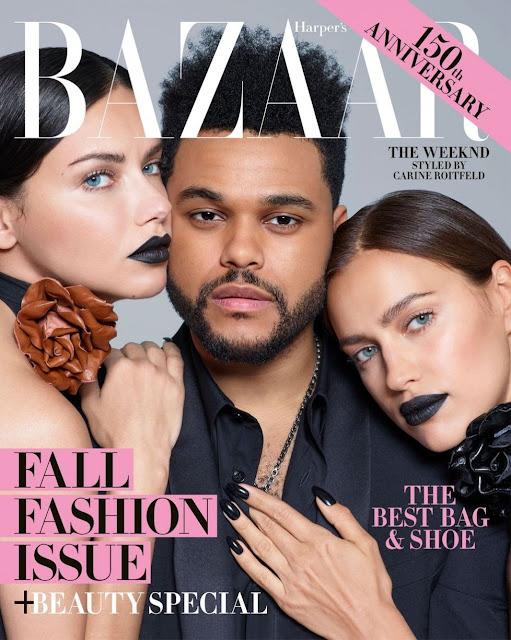 Irina Shayk & Adriana Lima – Harper's Bazaar Magazine