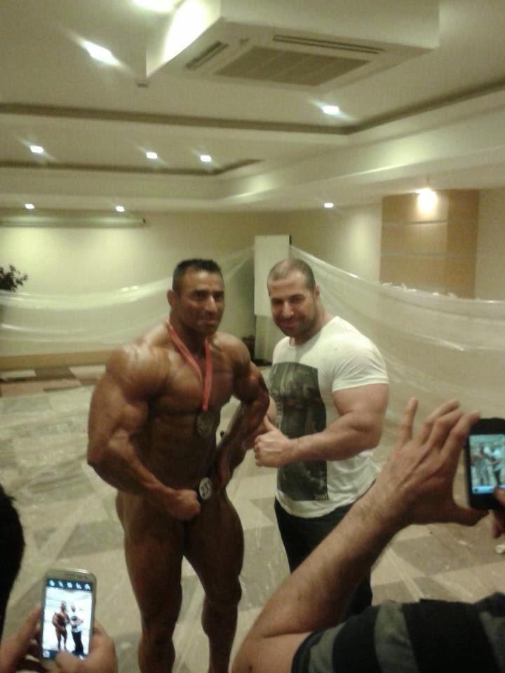 Muscle Lover Turkish Champion Bilgehan Koç