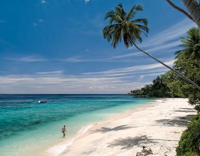 Objek Wisata Pulau dan Pantai di Aceh Yang Keren dan Eksotis