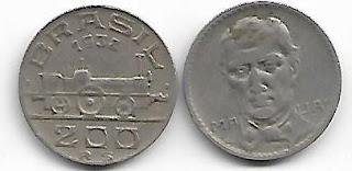 200 Réis, Mauá 1938