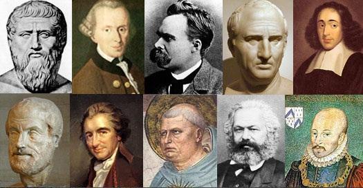 20 filósofos y sus grandes ideas