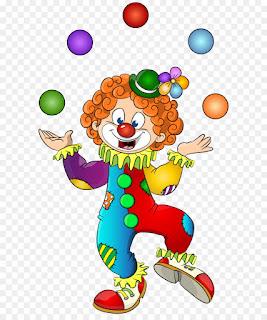 صور صور مهرج 2020 احلى رسومات مهرج ملونة clown-transparent-cl