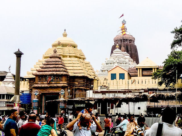 Jagannath Temple Puri blog @doibedouin