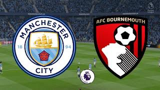مباشر مشاهدة مباراة مانشستر سيتي وبورنموث بث مباشر 25-8-2019 الدوري الانجليزي يوتيوب بدون تقطيع