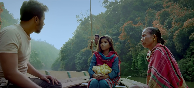 Noise of Silence 2021 Hindi 720p HDRip