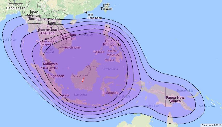 Daftar Channel Terbaru Satellite Palapa D 113 0°E C Band - Info TV