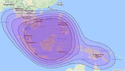 Satelit Palapa D 113.0°E CBand