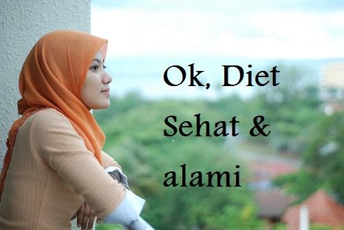 7 cara diet alami dan sehat