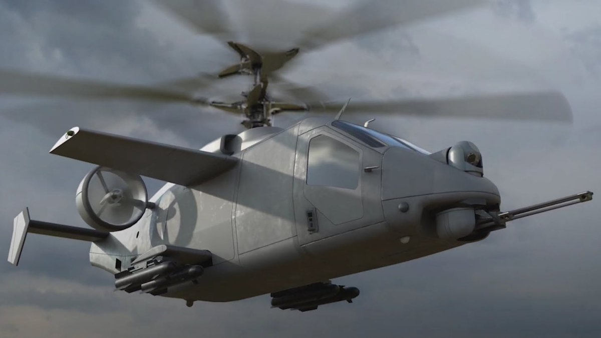 Future Attack Reconnaissance Aircraft (FARA)