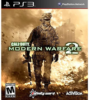 Call of Duty Modern Warfare 2 PS3 Torrent