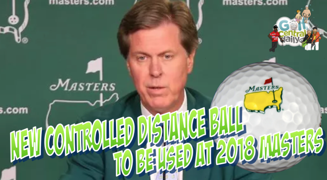 2018 Masters Ball Announcement
