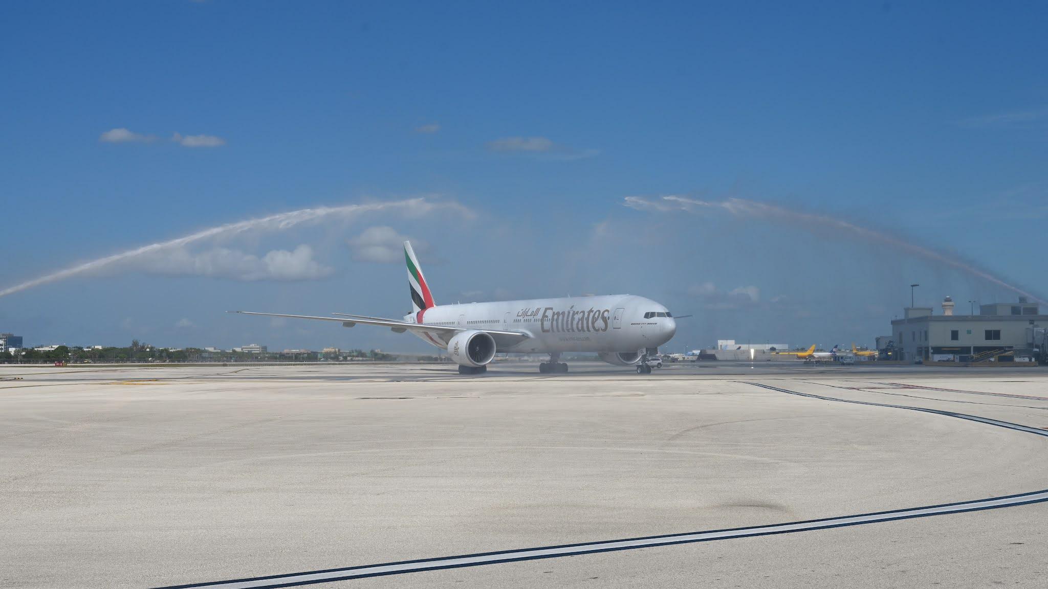 طيران الإمارات Emirates تطلق رحلات سياحية بين مدينتي دبي وميامي
