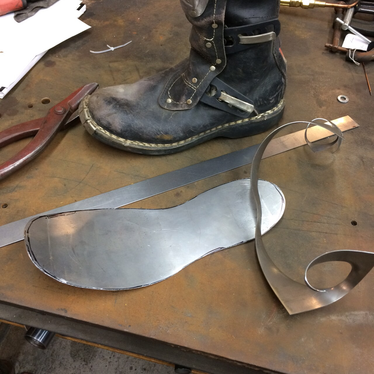 Speedway Steel Shoe For Sale