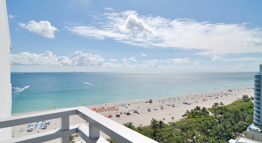 Florida Hotels Reservation Loews Miami Beach Hotel