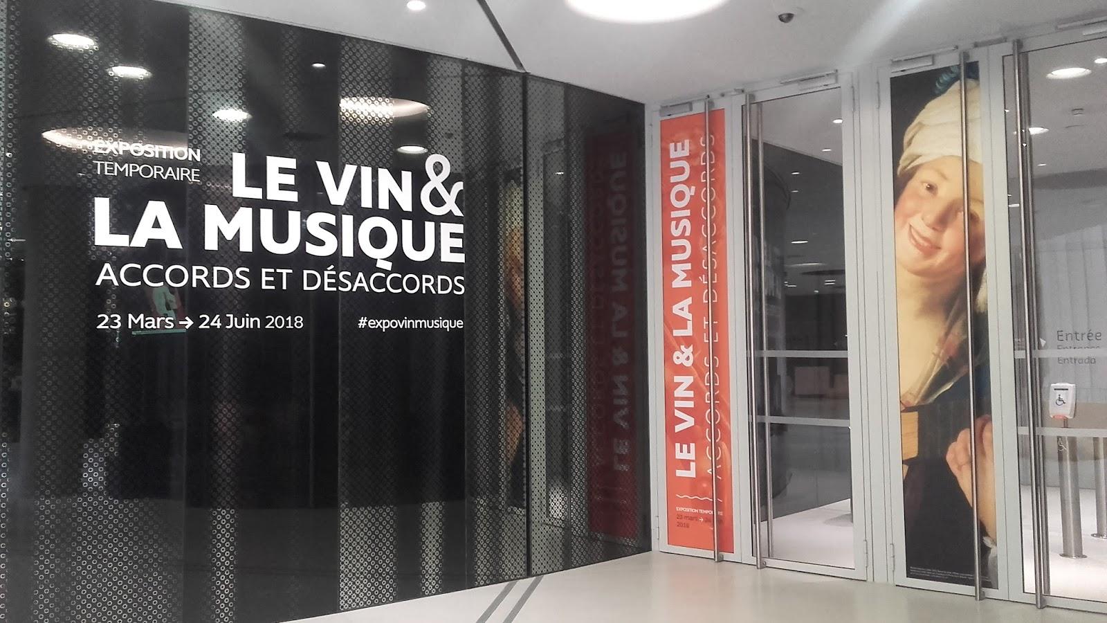 """Résultat de recherche d'images pour """"le vin et la musique expo cité du vin"""""""