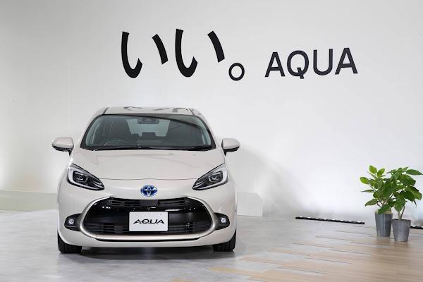 Toyota Aqua 2022