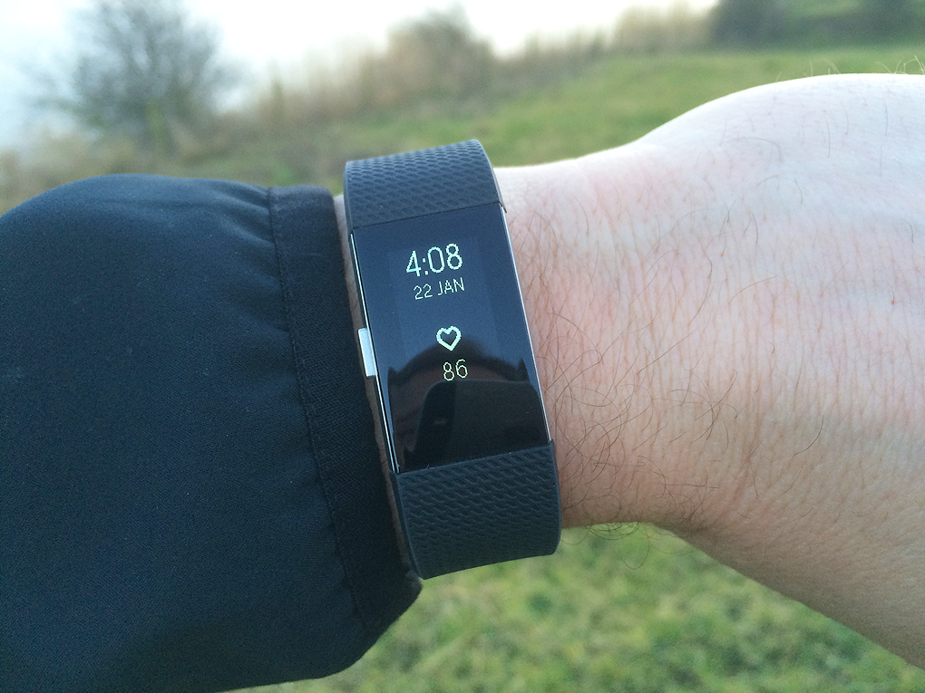 Review: Fitbit Charge 2 (and my 2017 goal: walk more!) | The