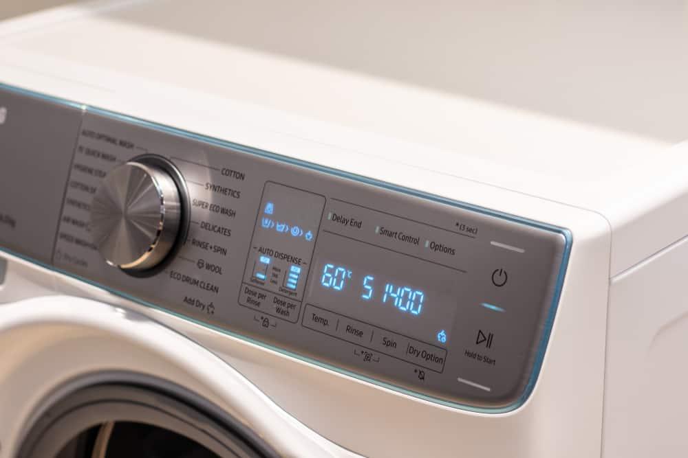 Samsung Waschmaschine Fehlercode SE
