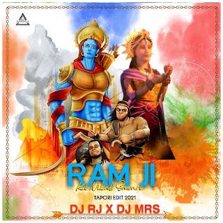 RAM JI KI NIKALI SAWARI (TAPORI EDIT 2021) - DJ RJ EXXLUSIVE X DJ MRS KANKER