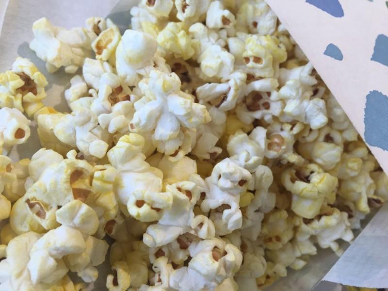 Popcorn manufacturing