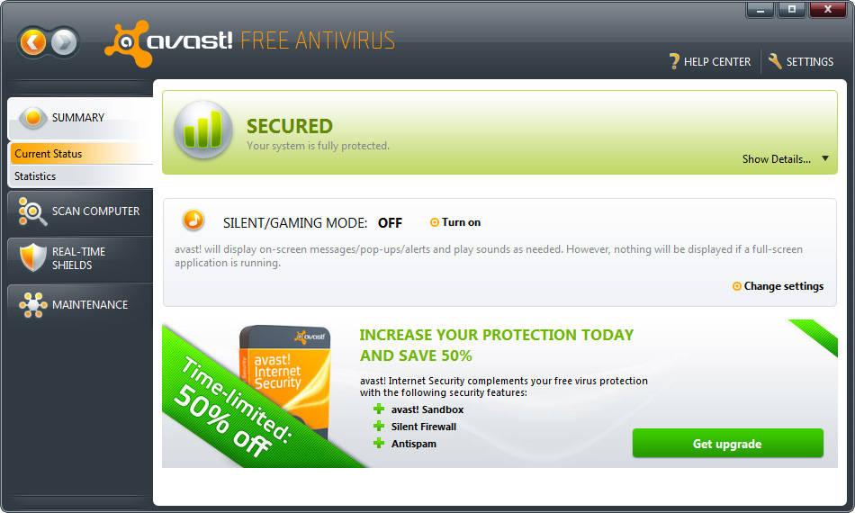 Let's get blogging .... ^___^: 9 Best Free Antivirus Programs