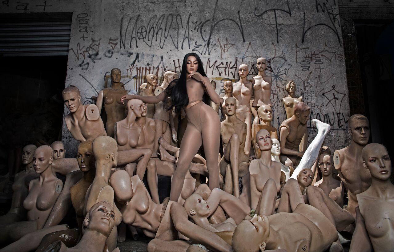 Uma drag queen no pop: Pabllo Vittar quer ser a diva que você respeita