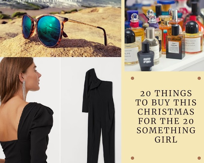 20 Things to Buy this Christmas and New Year 2020 for Girls