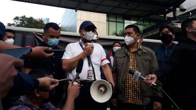 19 Pegawai KPK Diretas Jelang Dipecat, Novel: Makin Jelas Pihak Terlibat Agenda Jahat Ini!